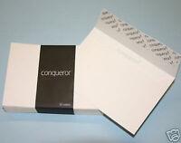 Conqueror C6 Premium Wallet Envelopes - Laid / Wove In Various Shades