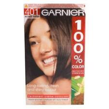 Garnier 100% Colore Permanente Crema Tinta Per Capelli 401 Intenso Marrone
