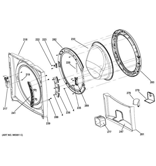 Ge Washing Machine Timer Diagram