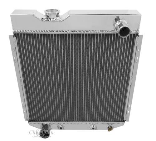 1960-1965 Ford Falcon 2 Row All Aluminum Champion Radiator DR