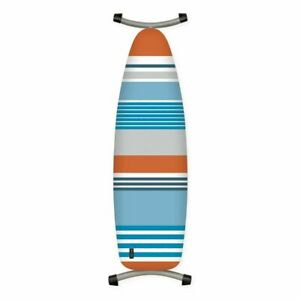 Sass Nautical Stripe Ironing Board Cover Padded Thick Felt Cotton Fitted Cove...
