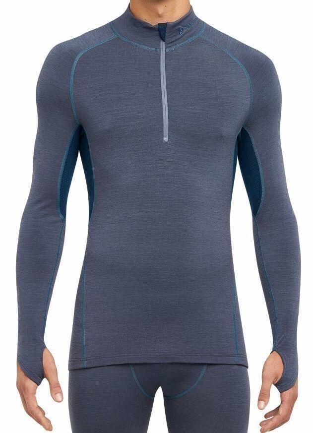95% Merino wool. Thermowave MERINO ARCTIC man longsleeve shirt Base Layer (ARC1)
