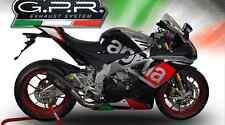 APRILIA RSV4RF Escape furor Nero por GPR de Italia RSV4 rf