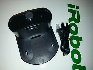 iRobot Roomba Integrated Home Base Charging Dock&Cord* 110 -240v 980 880 870 960