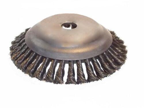 Zopfdraht kegelbürste cep alambre cepillo para desbrozadora Motorsense 200