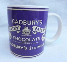Vintage / Retro 1930s Design Cadbury's Chocolate Mug - BNIB - LIcensed Product