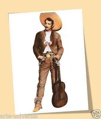 JORGE NEGRETE EL CHARRO CANTOR PRINT POSTER SIZE MEXICAN MOVIES ACTOR MEXICO e
