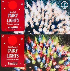 CHRISTMAS-FAIRY-LIGHTS-CLEAR-MULTI-COLOUR-XMAS-BULBS-DECORATION-TREE-TRADITIONAL