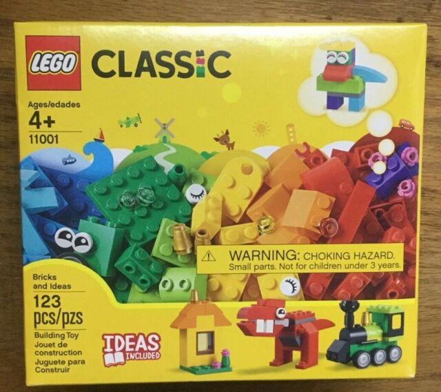 Lego 11001 City Classic Brick And Ideas New
