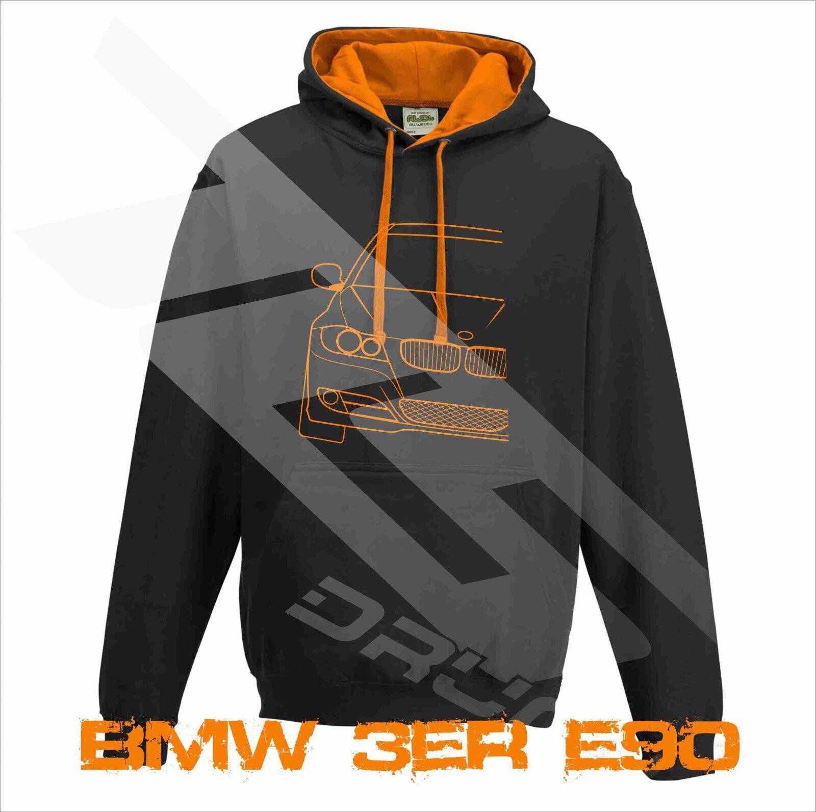 BMW 3er E92 E91 Pullover Hoodie