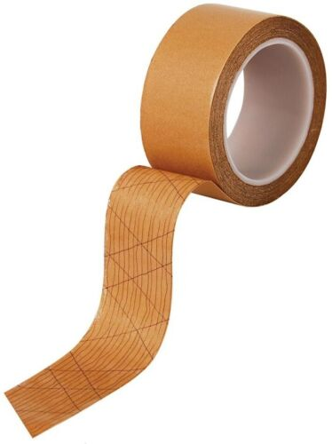 Roberts 1 in x 164 ft Roll Double Sided Acrylic Carpet Adhesive Strip Tape