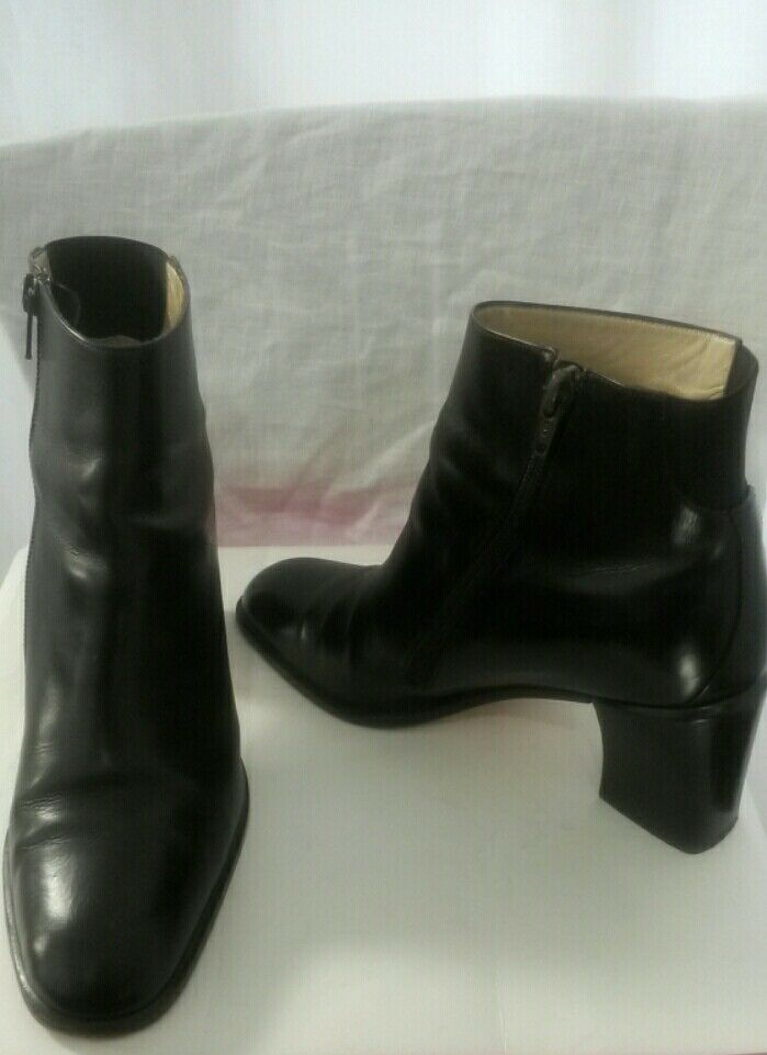VIA SPIGA Damenschuhe 8M Dark Block Braun High Block Dark Heel Ankle Stiefel/Bootie 91c26e