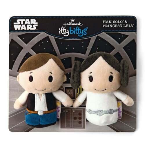Hallmark Itty Bittys Star Wars UK Editions Plush Soft Toys New