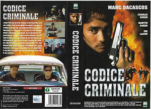 CODICE-CRIMINALE-1998-vhs-ex-noleggio