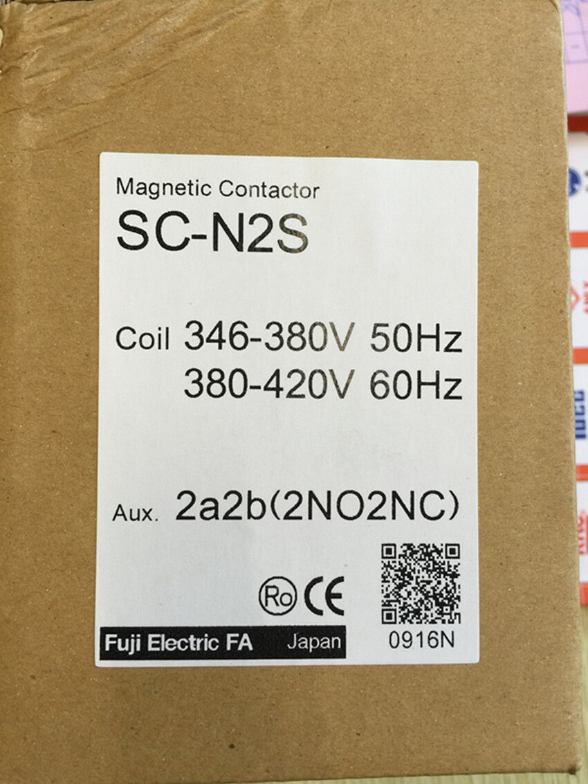 1PC New Fuji Magnetic Contactor SC-N2S 220VAC
