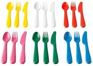 IKEA-KALAS-Set-de-Couverts-enfants-couverts-cuillere-fourchette-couteau-en-plastique-Set-18