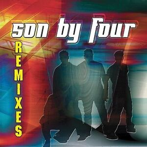 Remixes-EP-by-Son-By-Four-CD-Aug-2002-Sony-Disc