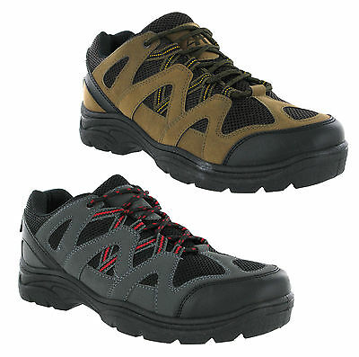Ascot Hikers Trekking Walking Hiking Casual Mens Trainers Shoes UK7-12