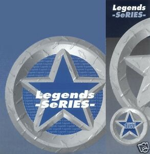Legends-Rock-Karaoke-5-CDG-Set-THE-WHO-Blondie-OZZY-Billy-Idol-CREED-Cheap-Trick