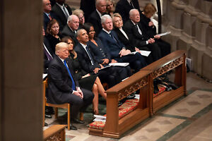 Presidents-and-First-Ladies-at-the-Funeral-of-George-H-W-Bush-Photo-Print