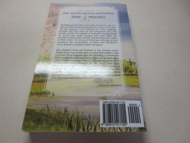 The Darcys Of Pemberley The Continuing Story Of Jane Austens
