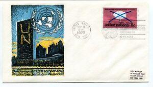 1973 Bundesrenublik Deutscheland Mitglied Vereinten Nationen United Nations