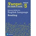 Target Grade 5 Reading Edexcel GCSE (9-1) English Language Workbook by David Grant (Paperback, 2016)