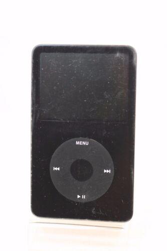 Refurbished 30gb Black Apple iPod Video 5.5 Gen 30 GB A1136 Classic 5.5g used