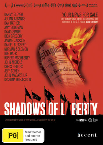 1 of 1 - Shadows Of Liberty (DVD) - ACC0312