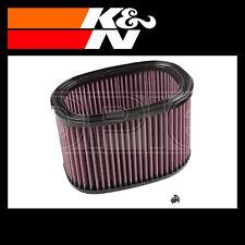K&N Air Filter Motorcycle Air Filter for Kawasaki KVF750 (2008 -2014)| KA-7408