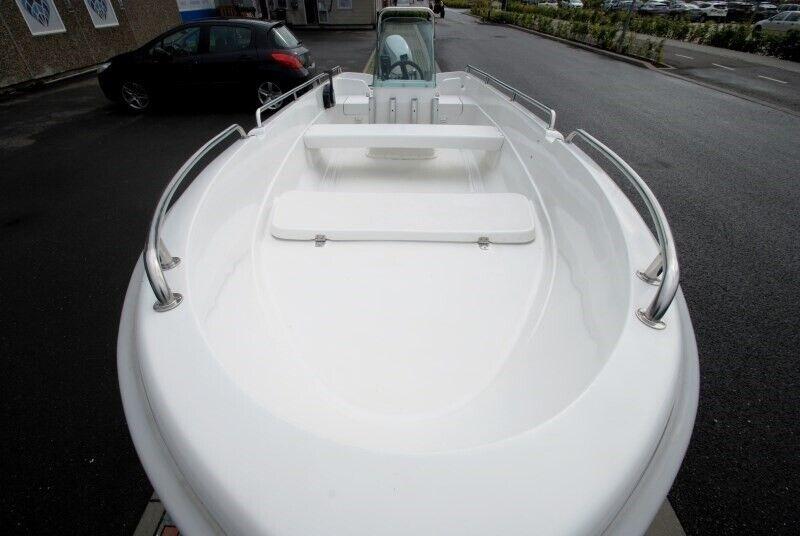 Finnmaster 506 CLX, Motorbåd, årg. 2006