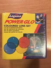 Hagen Laguna Underwater Pond Power Glo Colored Lens Set