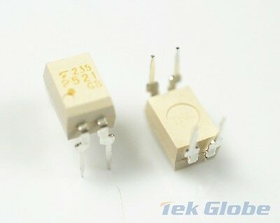 10PCS TLP621-1 TLP621-1GB P621 DIP-4 Photocoupler Photocoupler Toshiba