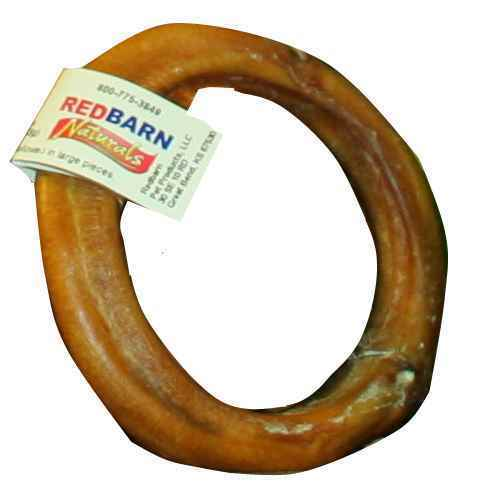 10 RedBarn BULLY RINGS Dog Dog Dog Chews and Treats Sticks Grass Fed Cattle NATURAL 6c9ae0