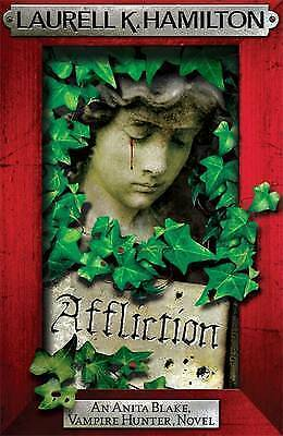 1 of 1 - Affliction by Laurell K. Hamilton