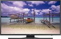 Samsung Un75ju6500fxza 75-inch 4k Ultra Hd Smart Led Tv Bundle on sale