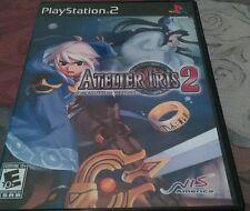 Atelier Iris 2 Azoth of Destiny Sony PS2-DISC ONLY-RPG