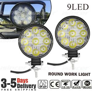 12V/24V 480W LED Work Light Bar Spot Flood Lamp Van ATV Offroad Car SUV Truck UK