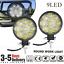 thumbnail 1 - 12V/24V 480W LED Work Light Bar Spot Flood Lamp Van ATV Offroad Car SUV Truck UK