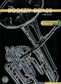 Confiant Boosey Brass Method Eb Brass Band Insts Bk 1 + Cd-afficher Le Titre D'origine Blanc Pur Et Translucide