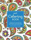 Posh Adult Coloring Book: Paisley Designs for Fun & Relaxation by Teresa Roberts Logan (Paperback, 2015)
