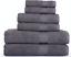 miniature 1 - SPRINGFIELD LINEN 6 Piece Towels Set 2 BATH TOWEL, 2 HAND TOWEL AND 2 WASHCLOTHS