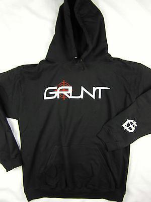 Grunt Company Classic men's pullover hoodie USMC USA Military