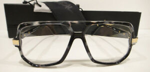 1b6517d961b Cazal 627 3 Eyeglasses Frames 627 Color 090 Black Marble Gold ...