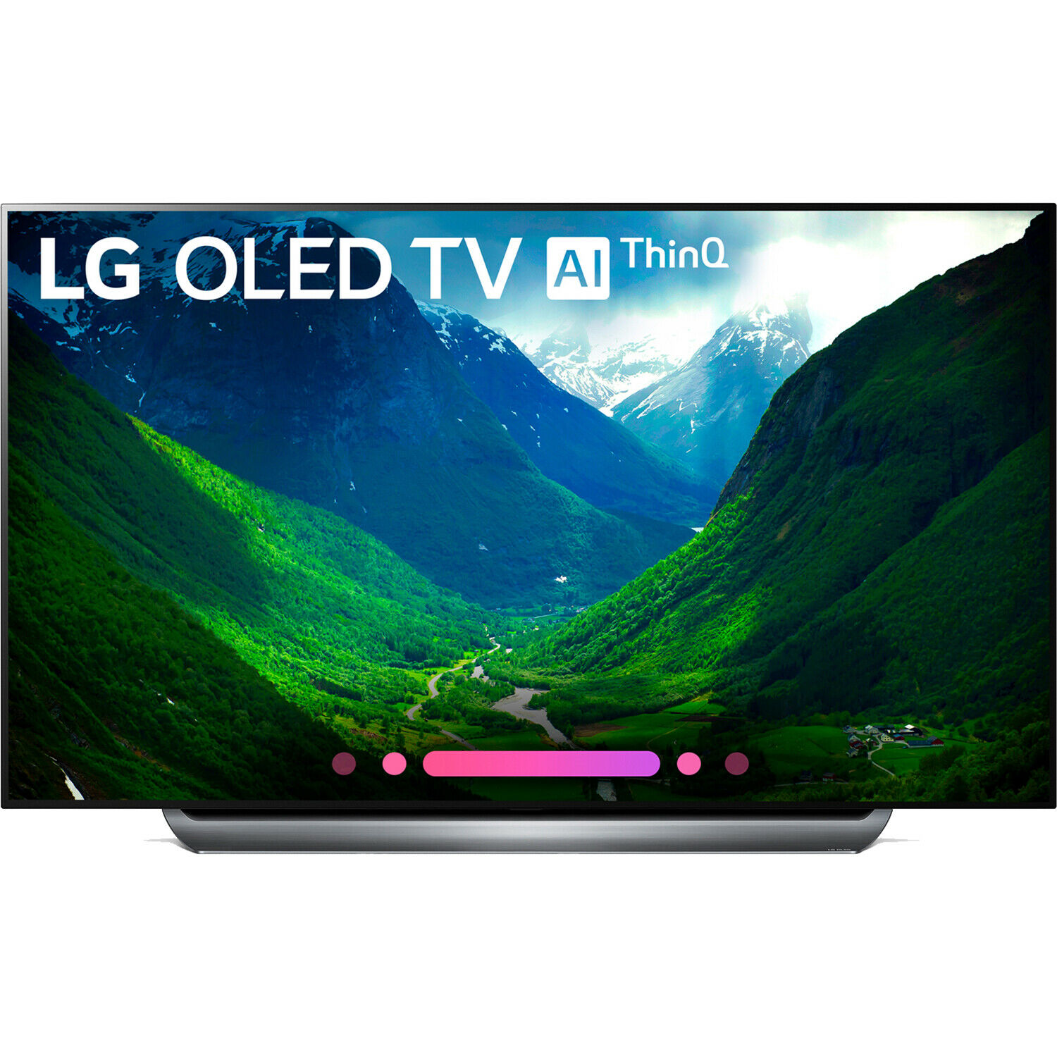 LG OLED77C8PUA 77 Class C8 OLED 4K HDR AI Smart TV (2018 Model). Available Now for 2899.00