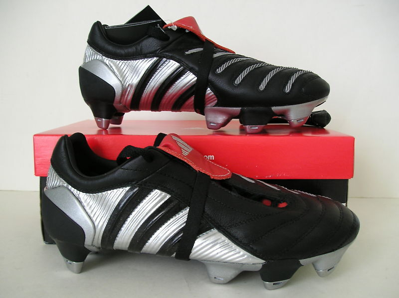 88310bd5dc9 RARE adidas Predator Pulse Football Soccer X Cleat BOOTS Mania Shoes ...