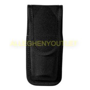 Bianchi 31305 Black PatrolTek Nylon Covered OC//Mace Spray Holder