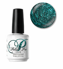 NSI Pro Gel Color Polish The Mermaid Collection - Blue Lagoon - 15 mL- N0346