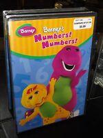 Barney - Numbers, Numbers (dvd) Brand