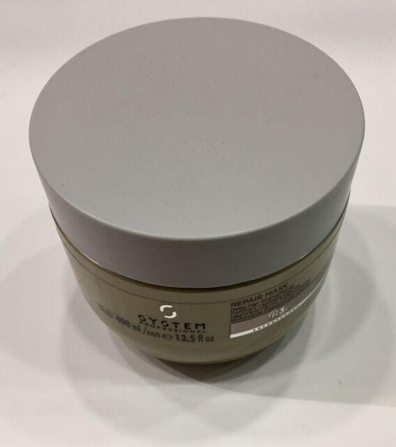 Repair Mask Deep Hair Mascarilla Reparadora 400ML System ProfessionaL